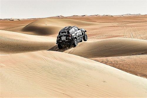 مع انطلاق رالي أبوظبي الصحراوي أنظار العالم تتجه إلى الإمارات