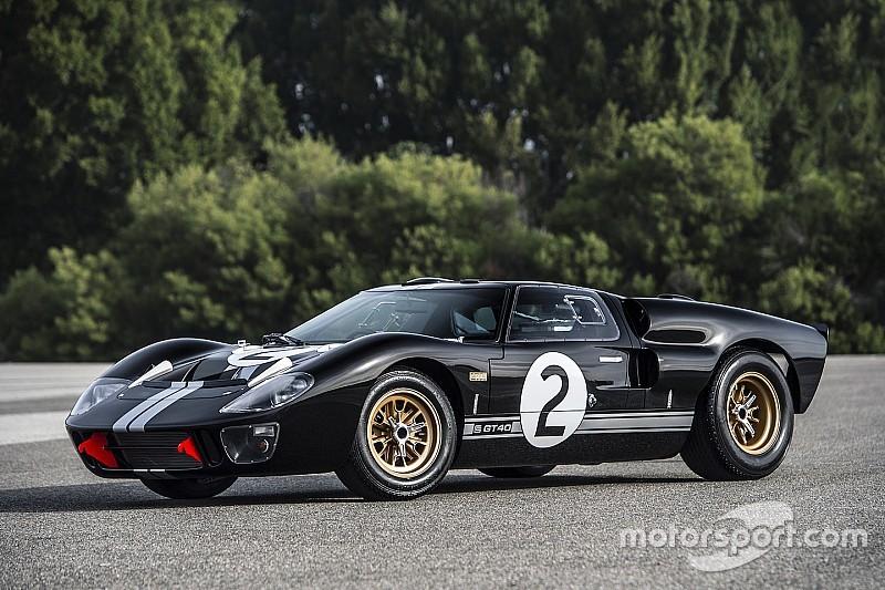 Shelby viert jubileum Le Mans-zege met bijzondere Ford GT40-replica's