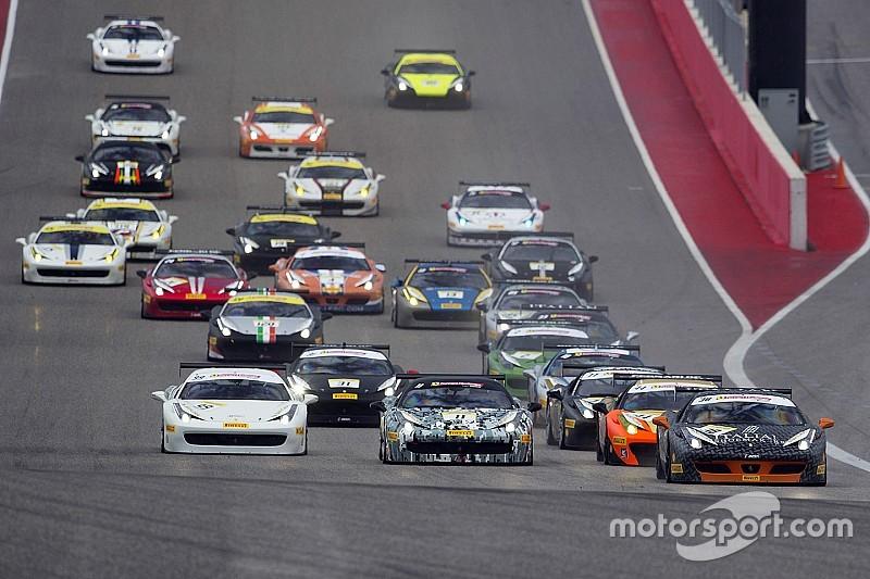 Ferrari Challenge: повні результати уїк-енду в Остіні