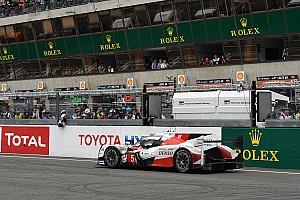 Le Mans Special feature Top Stories of 2016, #7: Toyota's last-lap Le Mans heartbreak