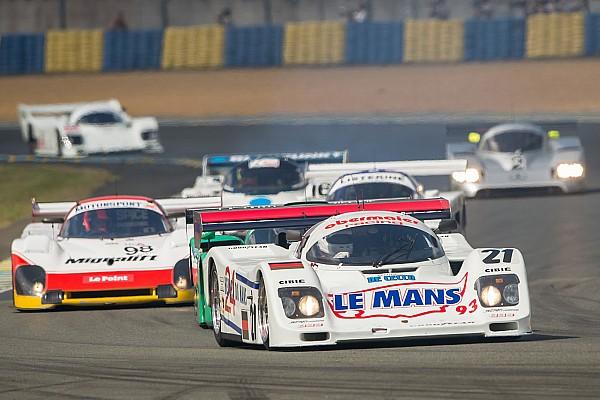 Vintage Breaking news Ten Le Mans 24h winners enter 2018 Classic event