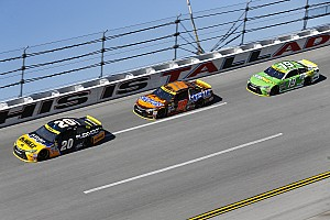 NASCAR Cup Interview Joe Gibbs on final four races: