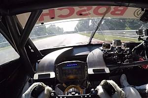 DTM BRÉKING 6 perc rettegés a Nordschleifén egy BMW M4 DTM fedélzetén