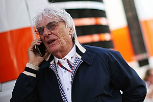 Formula 1 Breaking news Ecclestone: I've been asked to stay for three more years