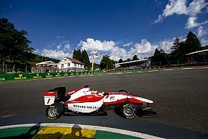 GP3 Репортаж з гонки GP3 у Спа: Леклер перемагає з поулу