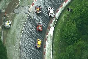 Endurance Noticias de última hora Detienen las 24 Horas de Nurburgring por una gran tormenta