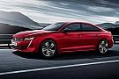 Auto Peugeot dévoile sa nouvelle 508