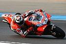 Lorenzo masih belum nyaman dengan Ducati GP18