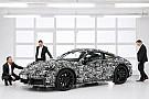 Automotivo Porsche atiça fãs com as primeiras fotos oficiais do novo 911