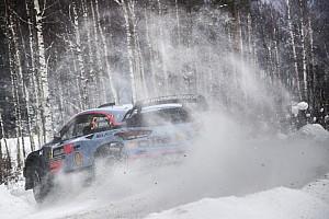 WRC Отчет о секции Невилль упрочил преимущество перед финальным днем Ралли Швеция