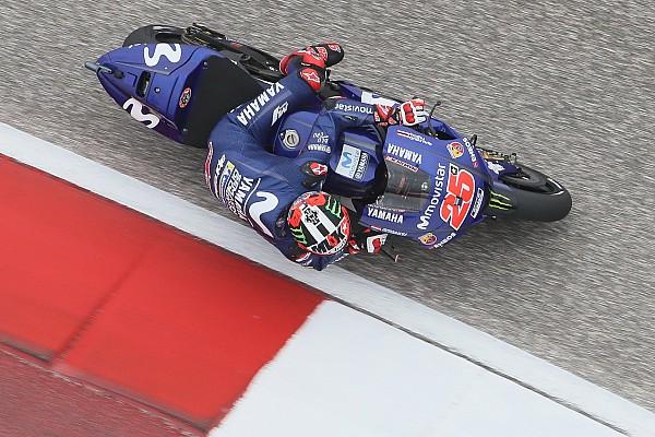 MotoGP Результаты Гран При Америк MotoGP: стартовая решетка
