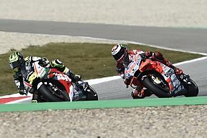 MotoGP Réactions Crutchlow :