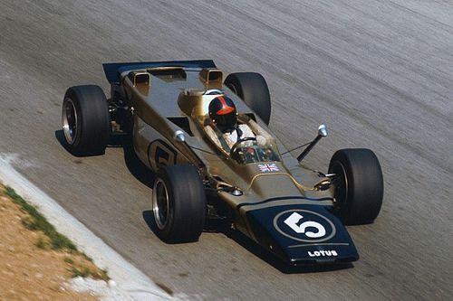 Rétro 1971 - La Lotus 56B à turbine à combustion!