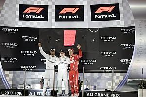 Fórmula 1 Noticias Hamilton y Vettel dicen que el viejo logo de la F1 era mejor