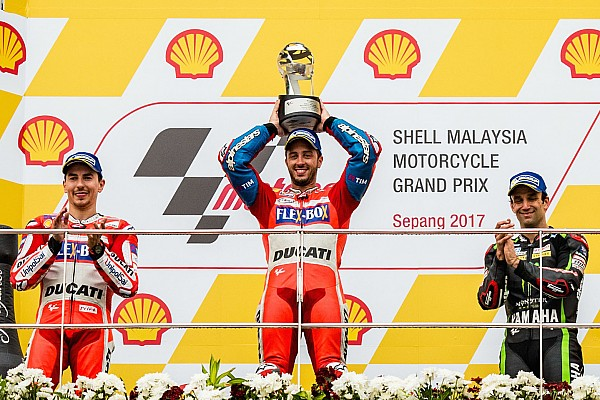 Alle MotoGP-Sieger des GP Malaysia in Sepang seit 2002