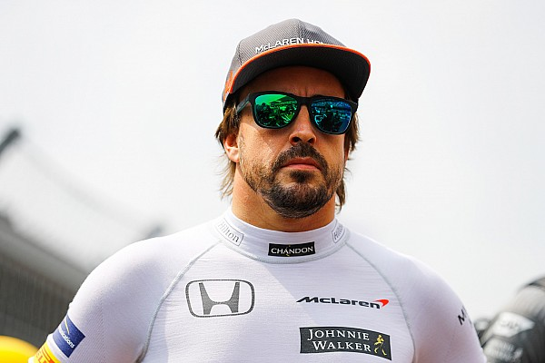 WEC Alonso tipped for Toyota LMP1 test