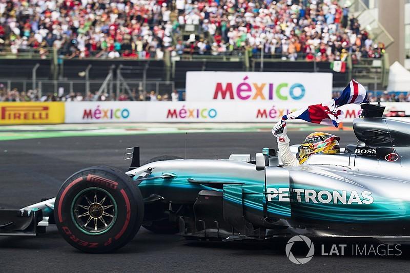 "Hamilton: ""Meu objetivo nunca foi alcançar Schumacher"""