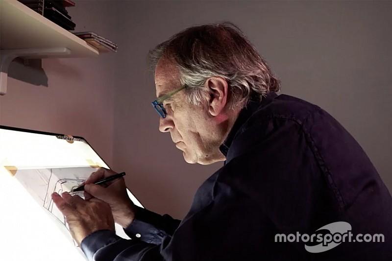 Джорджо Пиола: Иллюстрируя скорость в паддоке Ф1