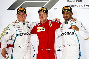 Formel 1 Fotostrecke Alle Formel-1-Sieger des GP Bahrain in Sachir
