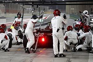 Formule 1 Diaporama Diaporama : l'Alfa Romeo Sauber dans le Grand Prix de Bahreïn
