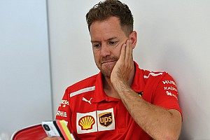 Vettel semmit sem tud a rejtélyes karról a kormányán