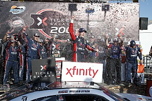 NASCAR XFINITY Crónica de Carrera Revancha para William Byron y triunfa en  Phoenix