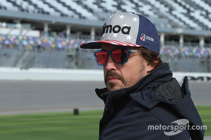 Vortest 24h Daytona: Alonso mit Premiere, Albuquerque mit Bestzeit