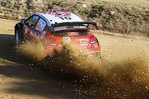 WRC News WRC-Rallye Portugal: Crash von Meeke, Neuville führt klar