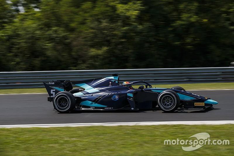 Formel 2 Budapest: Alexander Albon siegt im Sprintrennen
