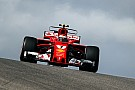 Formule 1 Räikkönen à stricte égalité avec Ricciardo :