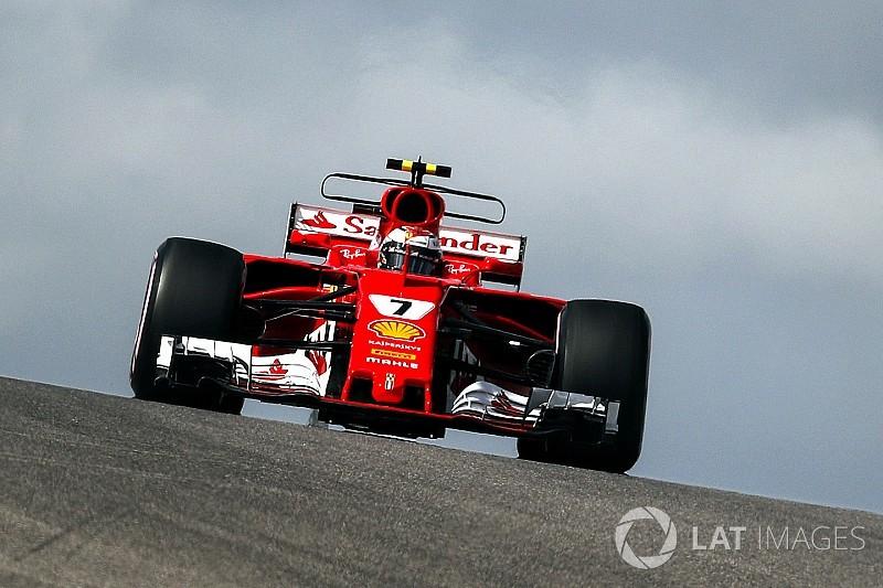"""Räikkönen à stricte égalité avec Ricciardo : """"Ça aurait dû être mieux"""""""