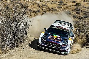 WRC Etap raporu Meksika WRC: Loeb lastik patlattı, Ogier liderliğe yükseldi