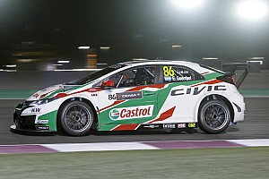 WTCC Qualifiche Spettacolare pole position di Guerrieri in Qatar, Michelisz solo 11°