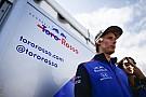 F1 ハートレー、ポール・リカールを語る「路面と風が、レースの鍵」