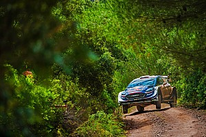 WRC Breaking news Ogier under investigation over missing timecard