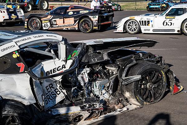 Endurance Video's: Alle crashes van de 12 uur van Bathurst