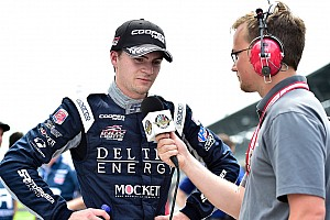 Indy Lights Race report Road America Indy Lights: Herta scores fourth straight win