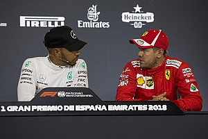 Fórmula 1 Noticias Hamilton y Vettel critican que los F1 vayan a ser más lentos en 2019: