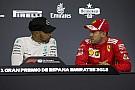 Hamilton e Vettel criticam F1 mais lenta em 2019