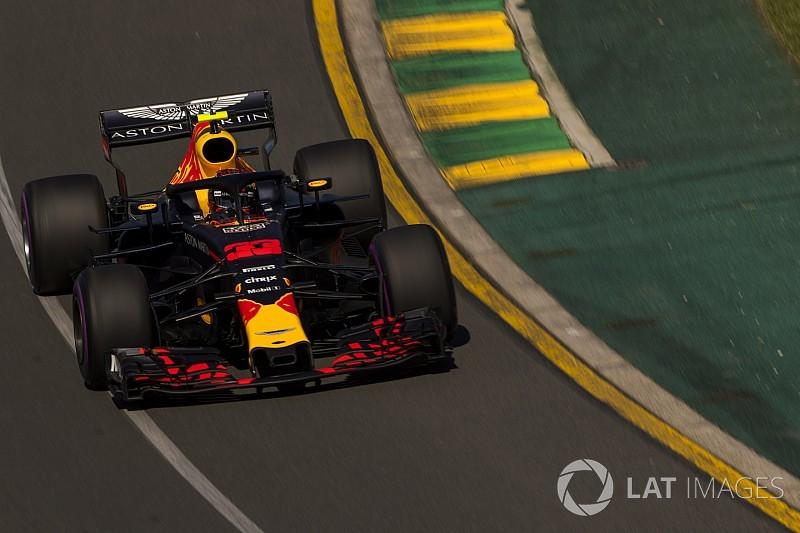 Dupla da Red Bull torce por classificação com chuva