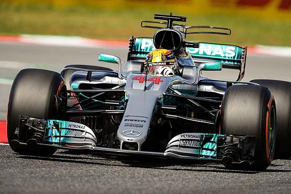 """F1 速報ニュース 【F1】ハミルトン「今年のマシンは""""闘牛""""に乗るように難しい」"""