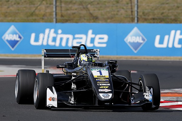 Hungaroring F3: Eriksson retakes points lead with Race 3 win