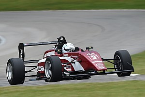 USF2000 Race report Mid-Ohio USF2000: Askew wins for seventh time in 2017