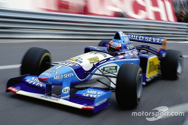 GALERI: Semua kemenangan Michael Schumacher di F1
