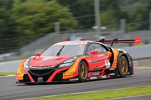 Super GT Race report Fuji Super GT: ARTA Honda ends Lexus' winning streak