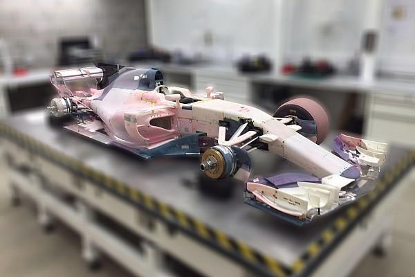 分析:马诺2017赛车设计为新款赛车提供线索