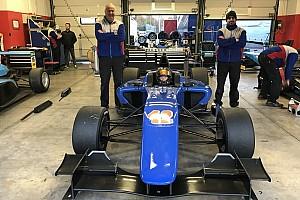 GP3 Ultime notizie Prove tecniche di GP3 per il ticinese Giacomo Bianchi