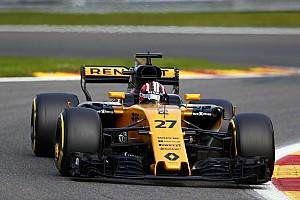 Formel 1 News Nico Hülkenberg: Renault muss in der F1 weiter Gas geben