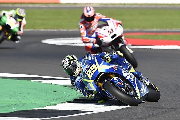Suzuki-MotoGP-Pilot Andrea Iannone: Es fehlt an Effektivität und überall