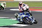"Iannone: ""A roda traseira ainda derrapa muito"""